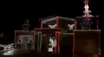"""Famoso el Boricua en Ceiba que encendió la navidad al ritmo de """"Shaky, Shaky"""" de Daddy Yankee"""