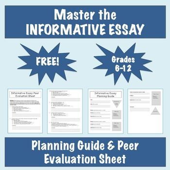 Informative Essay writing is one of the most difficult tasks for - informative essay
