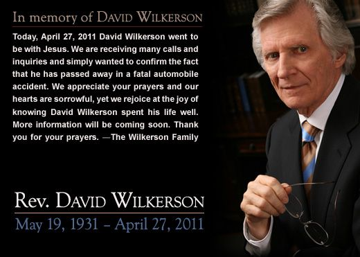 David wilkerson teen challenge — photo 5