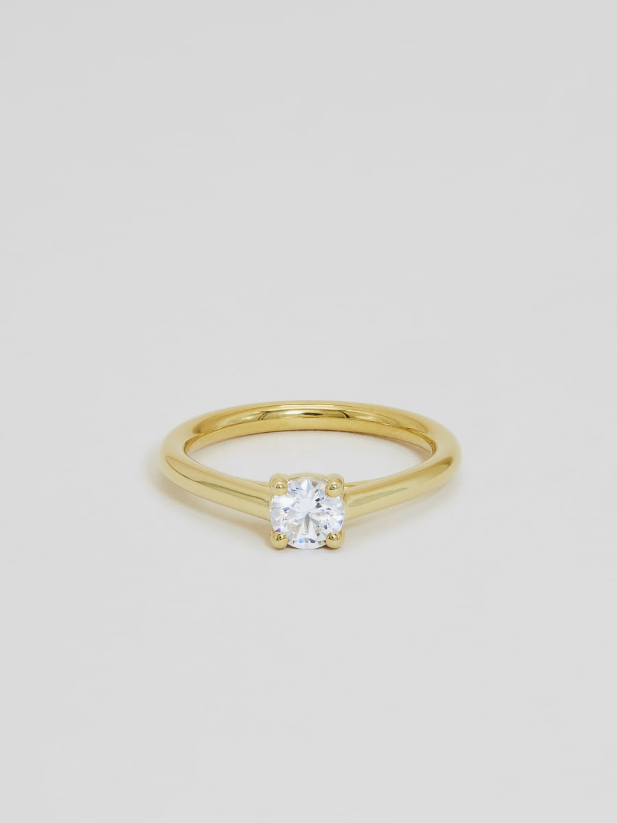 TANSY Round — Ceremony in 2020 Engagement rings, Jewelry