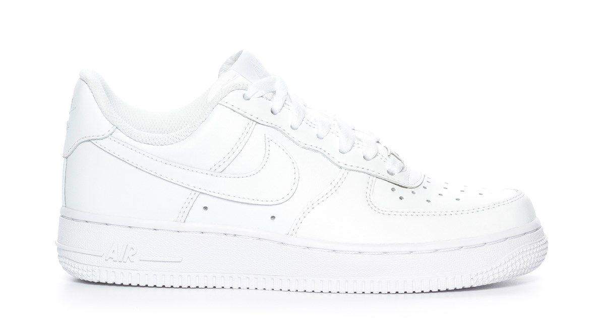 finest selection e2e92 651d1 Nike Air Force 1 07 - Vita 293529 feetfirst.se