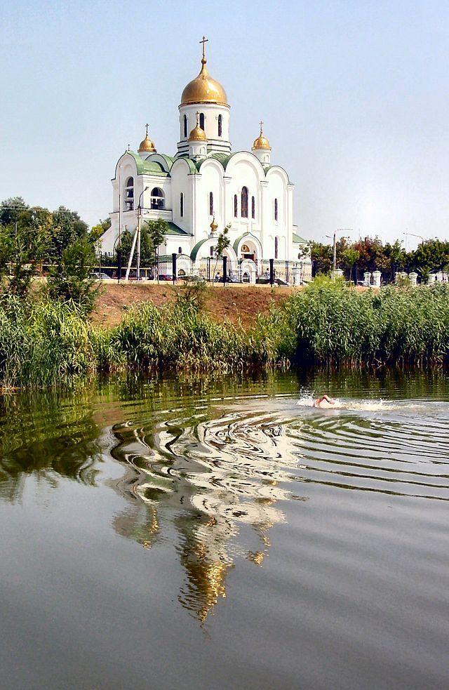 Orthodox church in Tiraspol | Church of the Nativity, I
