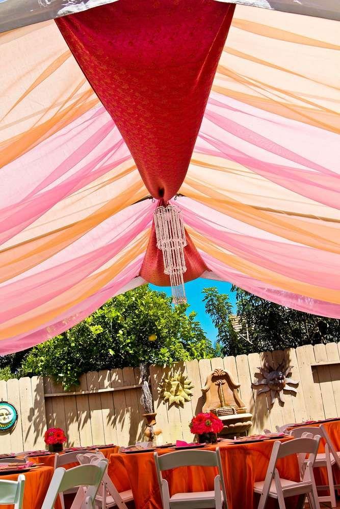 moroccan bridalwedding shower party ideas