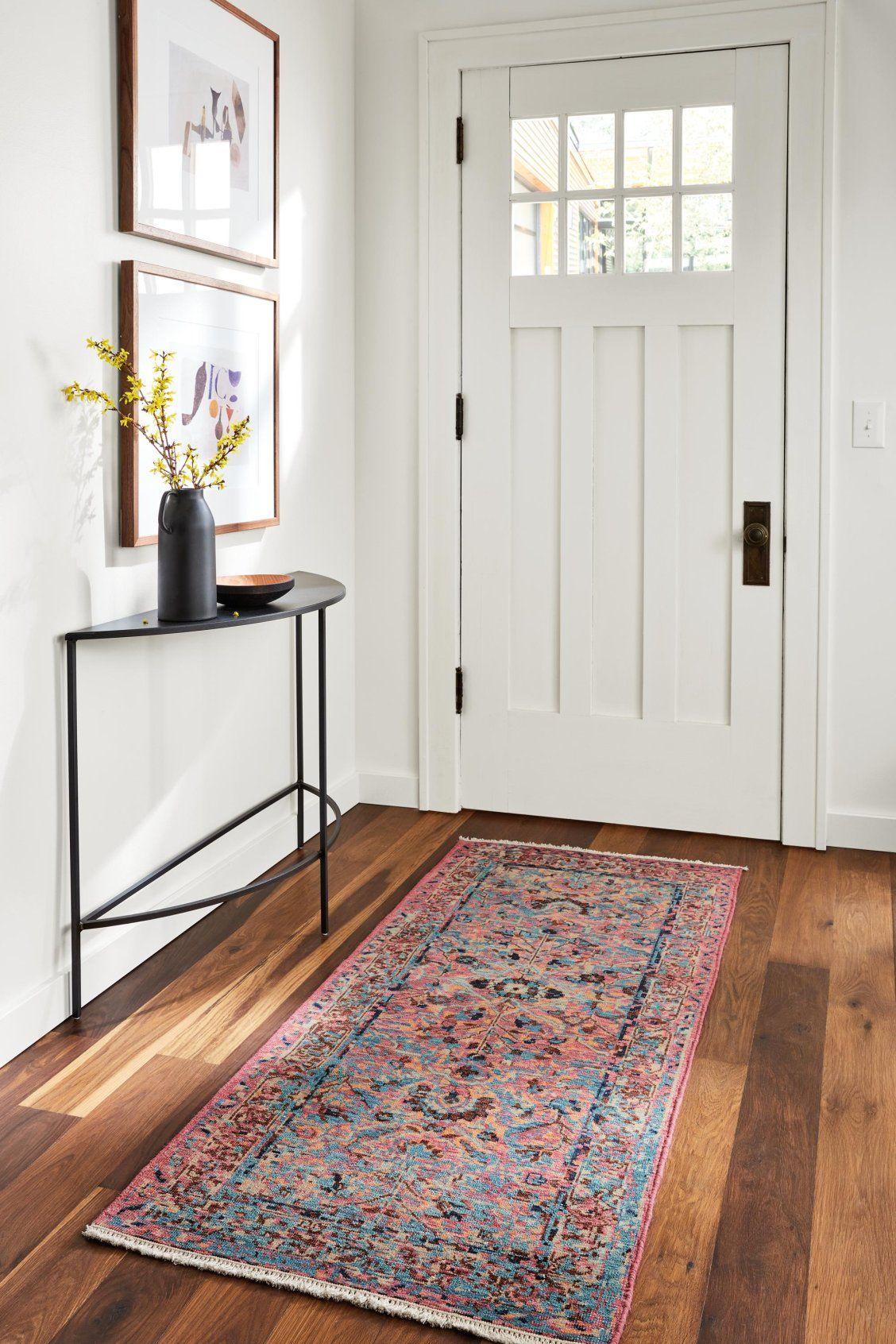 Room & Board - Slim Half-Round Console Tables - Modern Console Tables - Modern Living Room Furniture