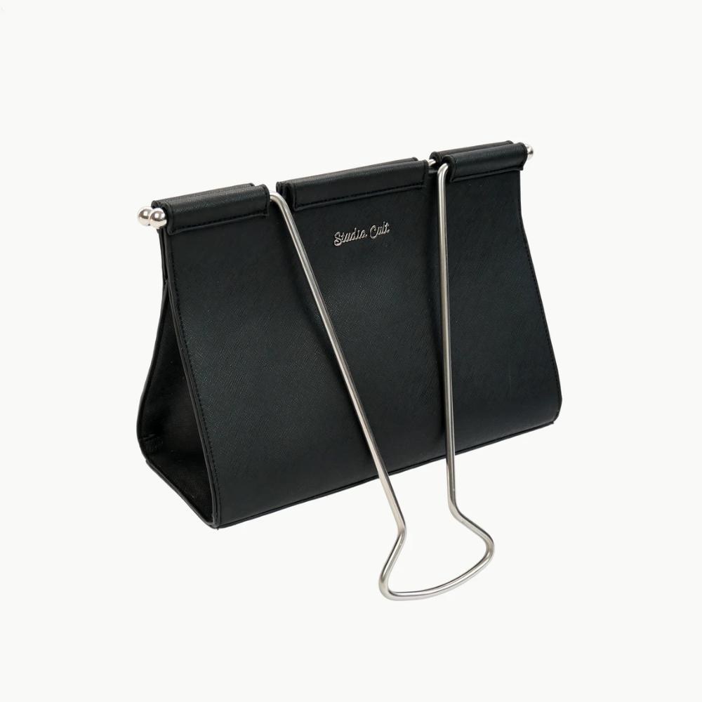 Binder Clip Bag Novelty Purses Bags Unique Handbags