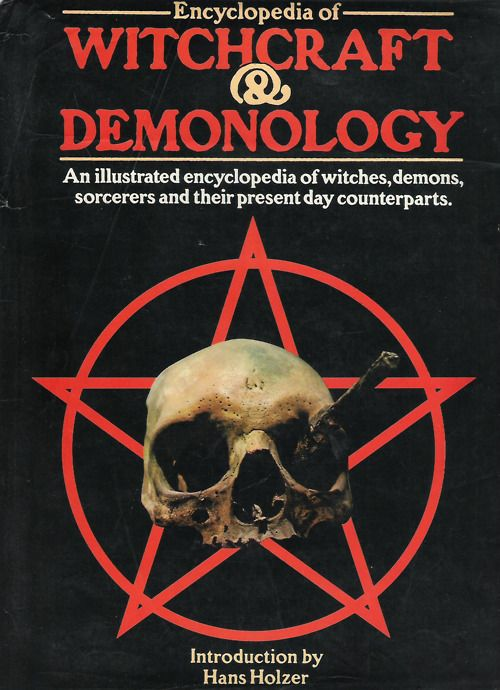 Encyclopedia of witchcraft demonology occult pulp pinterest encyclopedia of witchcraft demonology fandeluxe Gallery