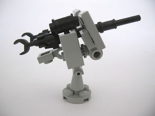 Oerlikon 20mm Aa Gun A Lego Modern War Pinterest Guns Lego