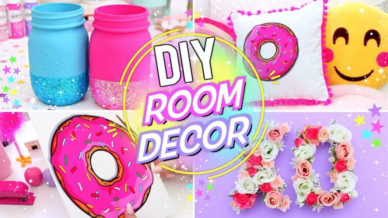 Room decor manualidades para decorar tu cuarto estilo for Manualidades para decorar tu cuarto