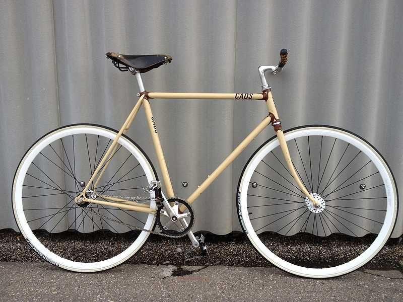 Renato Classico Fixed Gear Bike Con Imagenes Fixie Bici