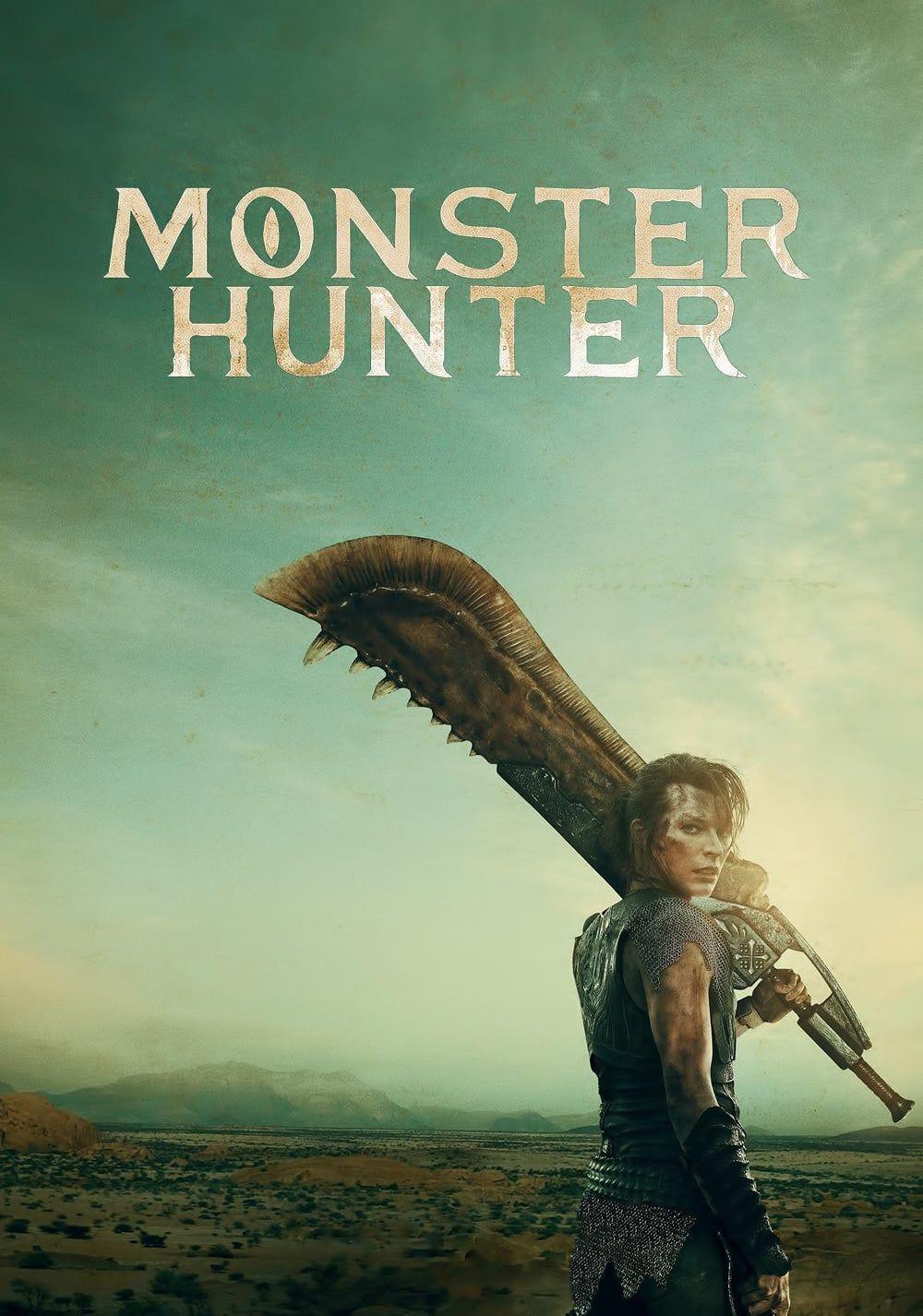 Nayta Monster Hunter Koko Elokuva 2020 Hd Films Complets Milla Jovovich Ron Perlman