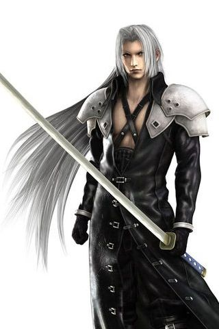 Sephiroth Villain Memorable Quote I Will Never Be Just