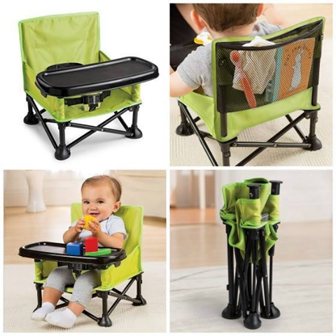Campingstuhl Baby.Sehr Praktisch Summer Infant Pop N Sit Faltbarer