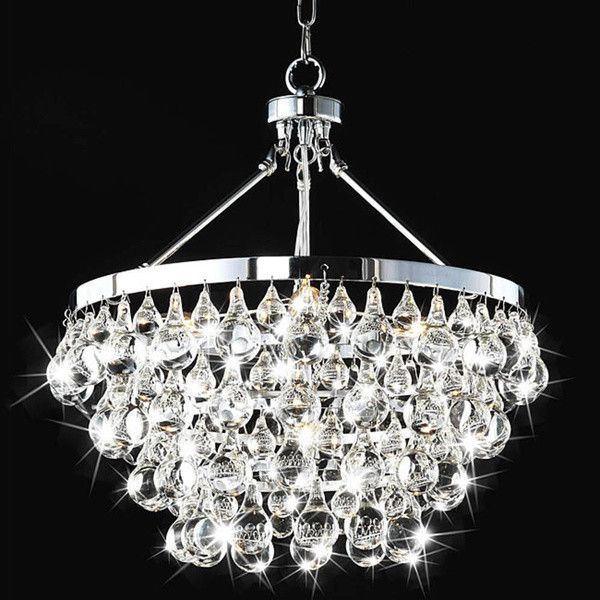 Wellyer Inc. Ceres 5 Light Crystal Chandelier | Lighting for the ...