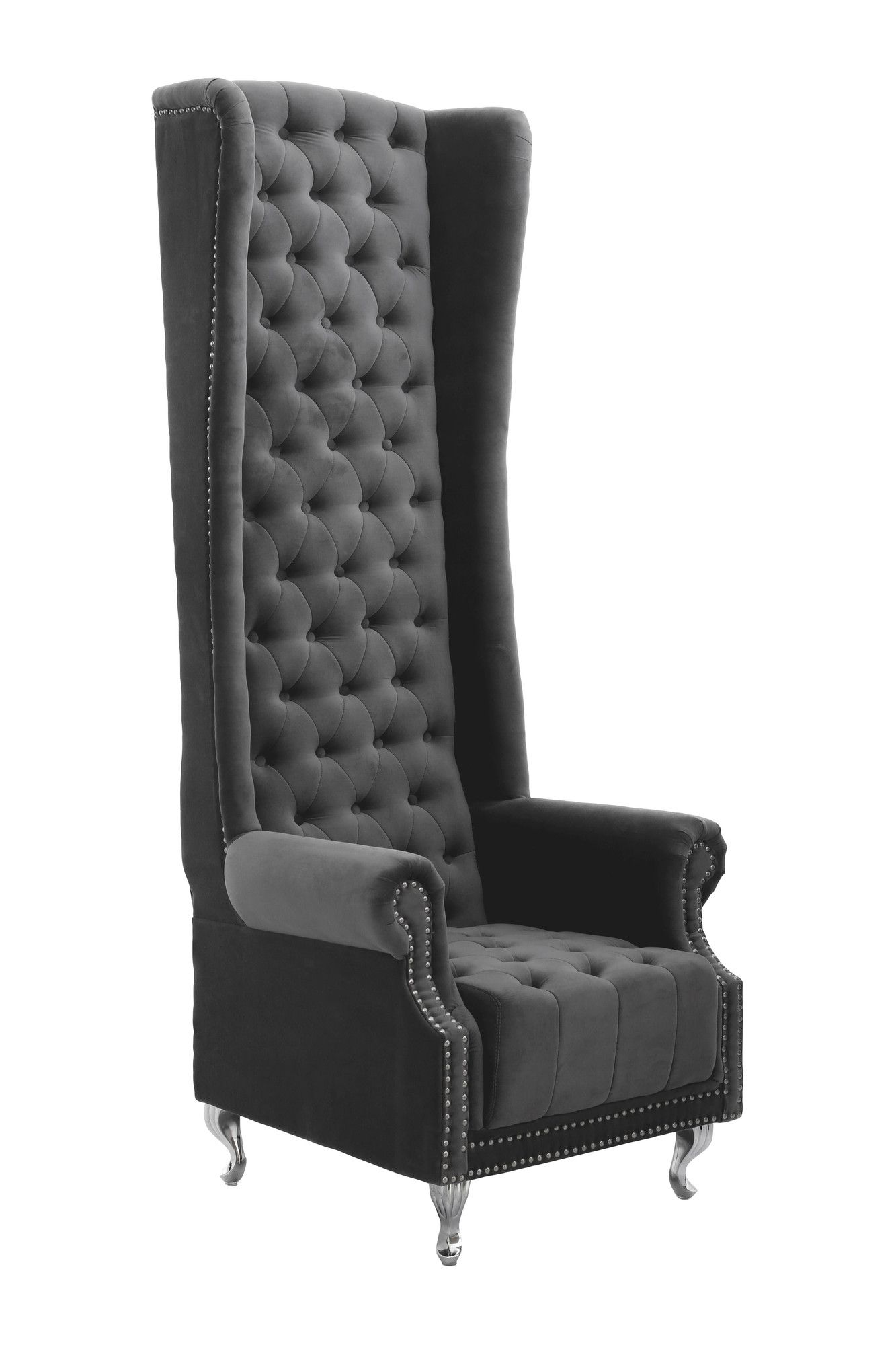 Tall Porter Chair Wayfair Uk Porter Chair Wingback Chair Velvet Wingback Chair