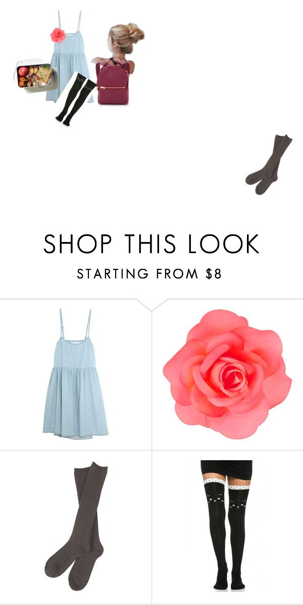 """""""first day of school"""" by cici411 on Polyvore featuring The Great, Accessorize, Barbour and Sophie Hulme"""