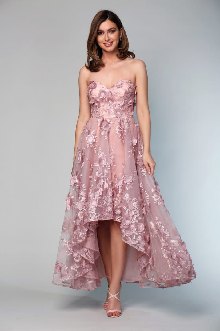 10 Millennial Pink Dresses Your Bridesmaids Will Love   Pink dresses ...