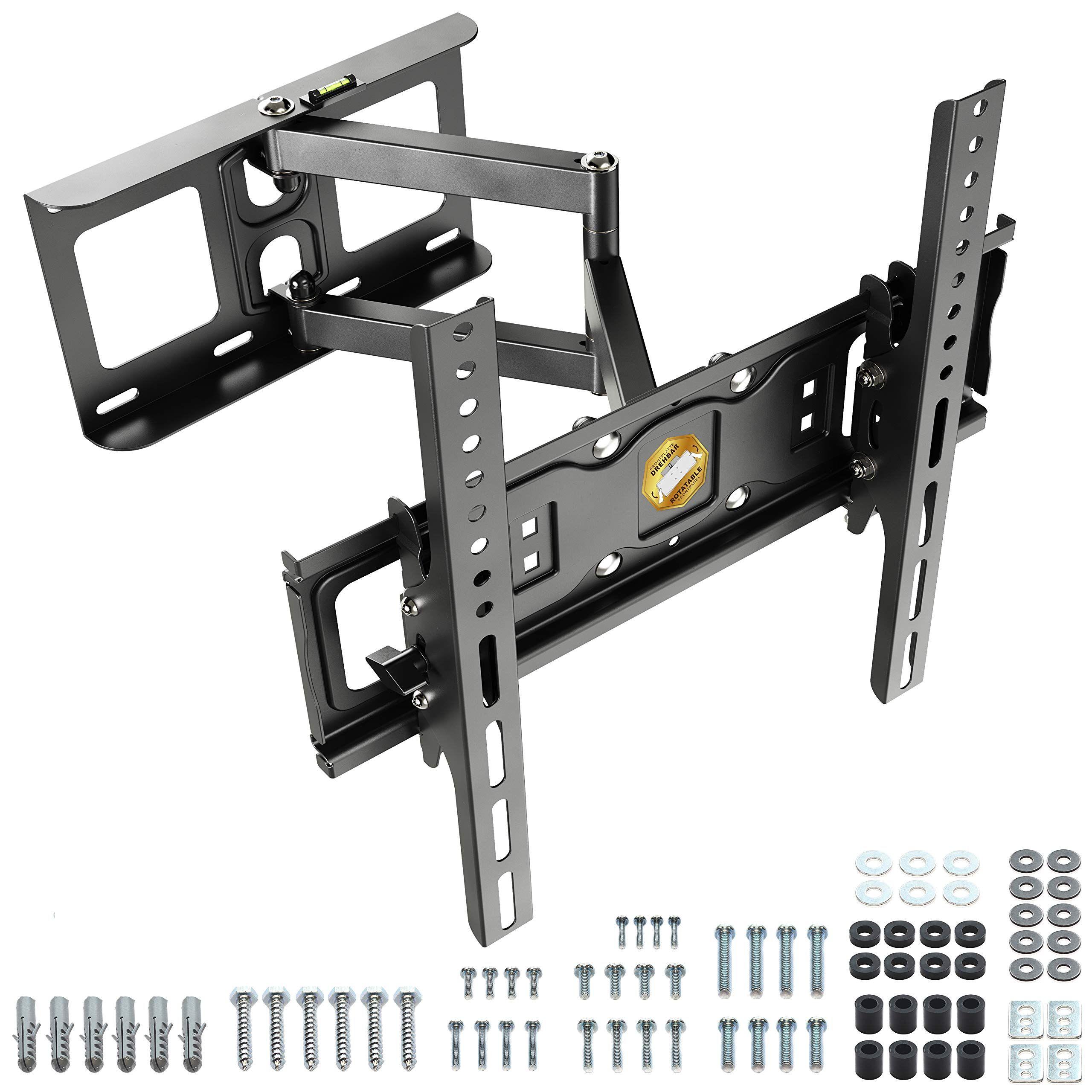 LCD LED TV Wandhalterung Fernseher Wandhalter Halterung Schwenkbar 26-55 Zoll