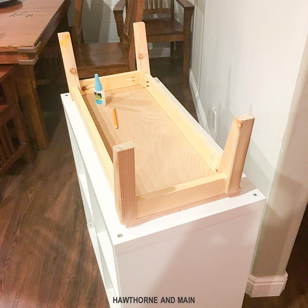 ikea hack mid century modern kalax wohnung gestalten einrichten und wohnen und diy m bel. Black Bedroom Furniture Sets. Home Design Ideas