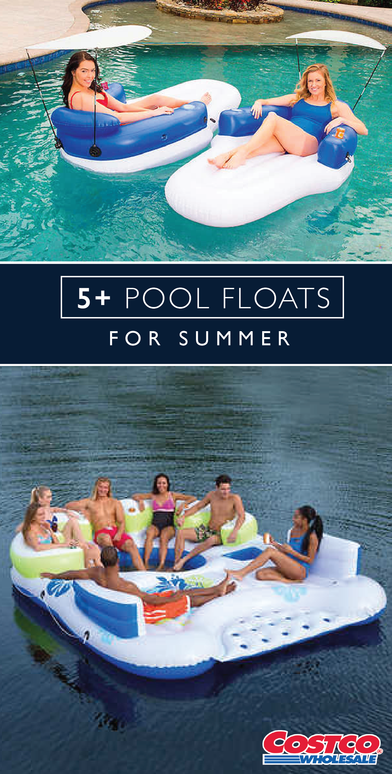 There S Nothing Like Taking A Dip In The Pool Or Lake During The Summer To Take Advantage Of All The Water Has To Off Cool Pool Floats Pool Floats Lake Floats