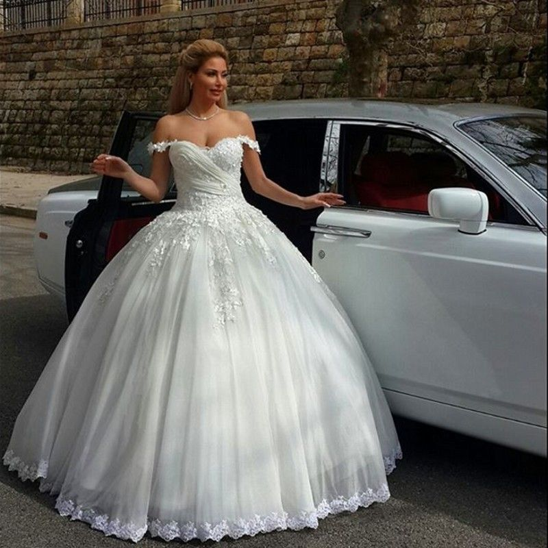 Por Cinderella Wedding Gown