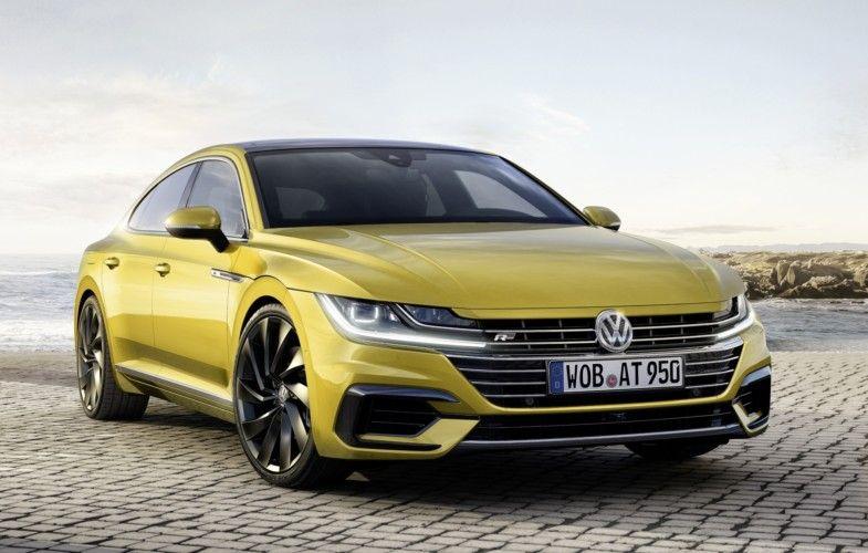 Vw Arteon Edel Ableger Ab 35 000 Euro Volkswagen Cc Volkswagen Scirocco Volkswagen