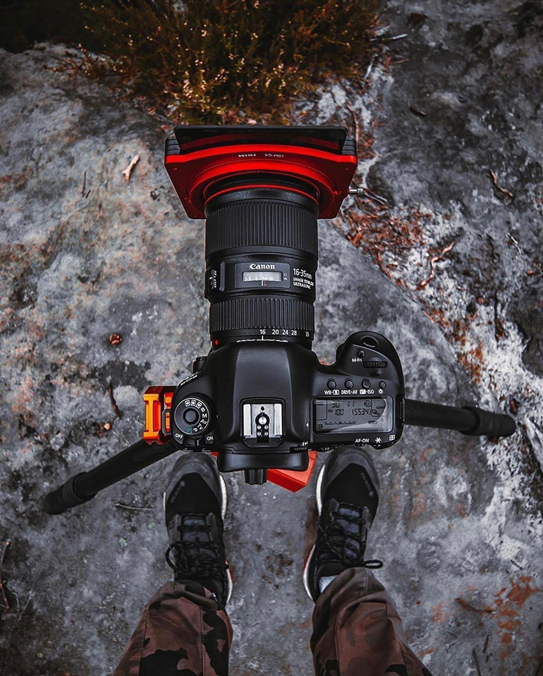 Cameras Gear Lenses On Instagram Canon 5d Mark Iv Canon 16 35 F 4 0l Photo By Unique Depth We Are Selling Camera Top Handle C
