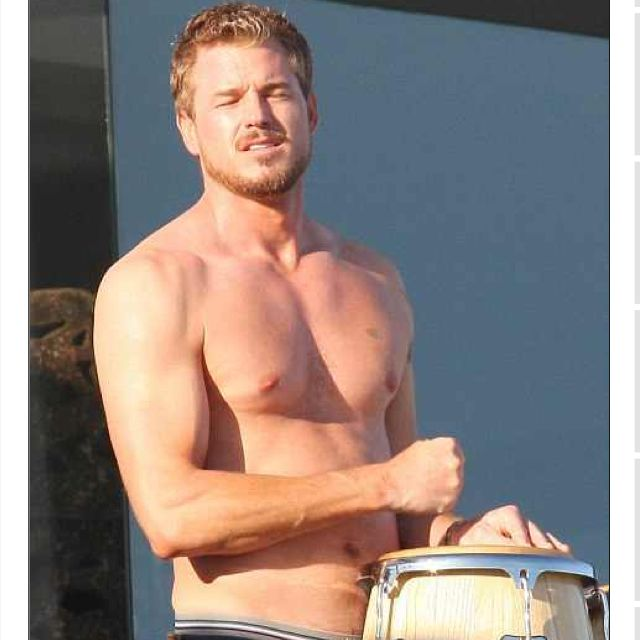 The Body General Look Of Eric Dane Aka Mark Sloanmcsteamy From