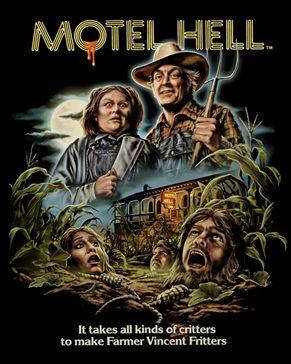 Motel Hell V1 - GIRLS