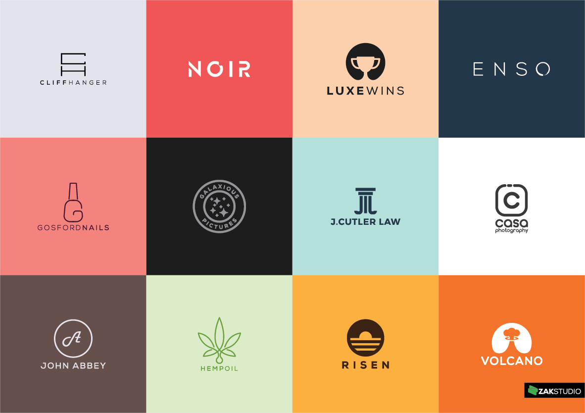 Design Professional Modern And Minimal Logo