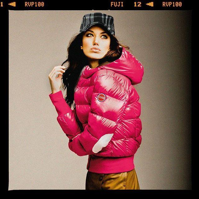 Beautiful pink #colmarjacket #downjacket #doudoune #daunenjacke #piumino