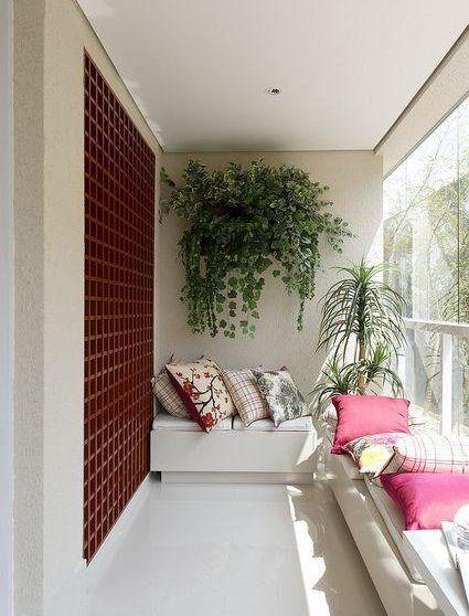como decorar terrazas pequeas cerradas
