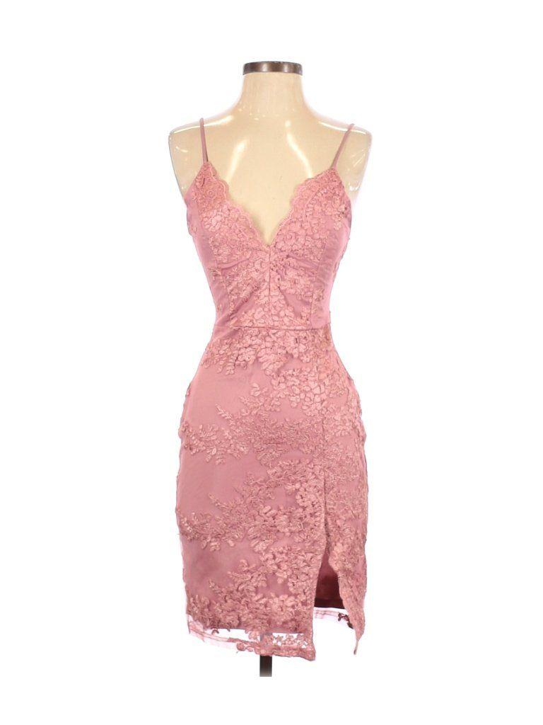 Windsor Cocktail Dress Sheath Pink Solid Dresses Used Size Medium In 2021 Cocktail Dress Solid Dress Dresses [ 1024 x 768 Pixel ]