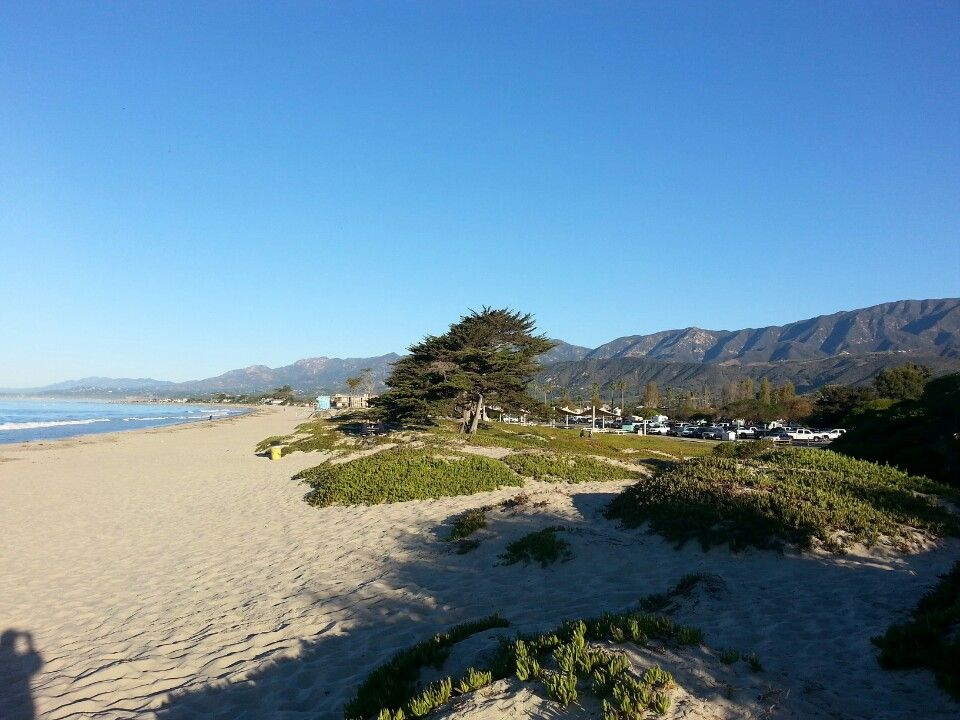 Carpinteria State Beach Campgrounds In Ca