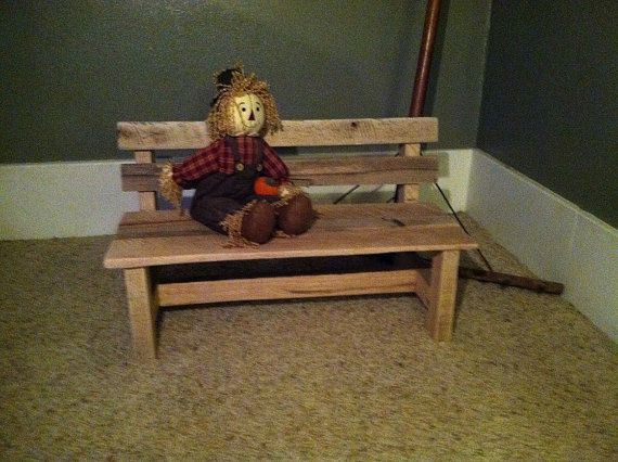 Handmade Children S Park Bench Prop Made With By Pjscraftingcorner 33 00 Children Park Prop Making Kids Furniture