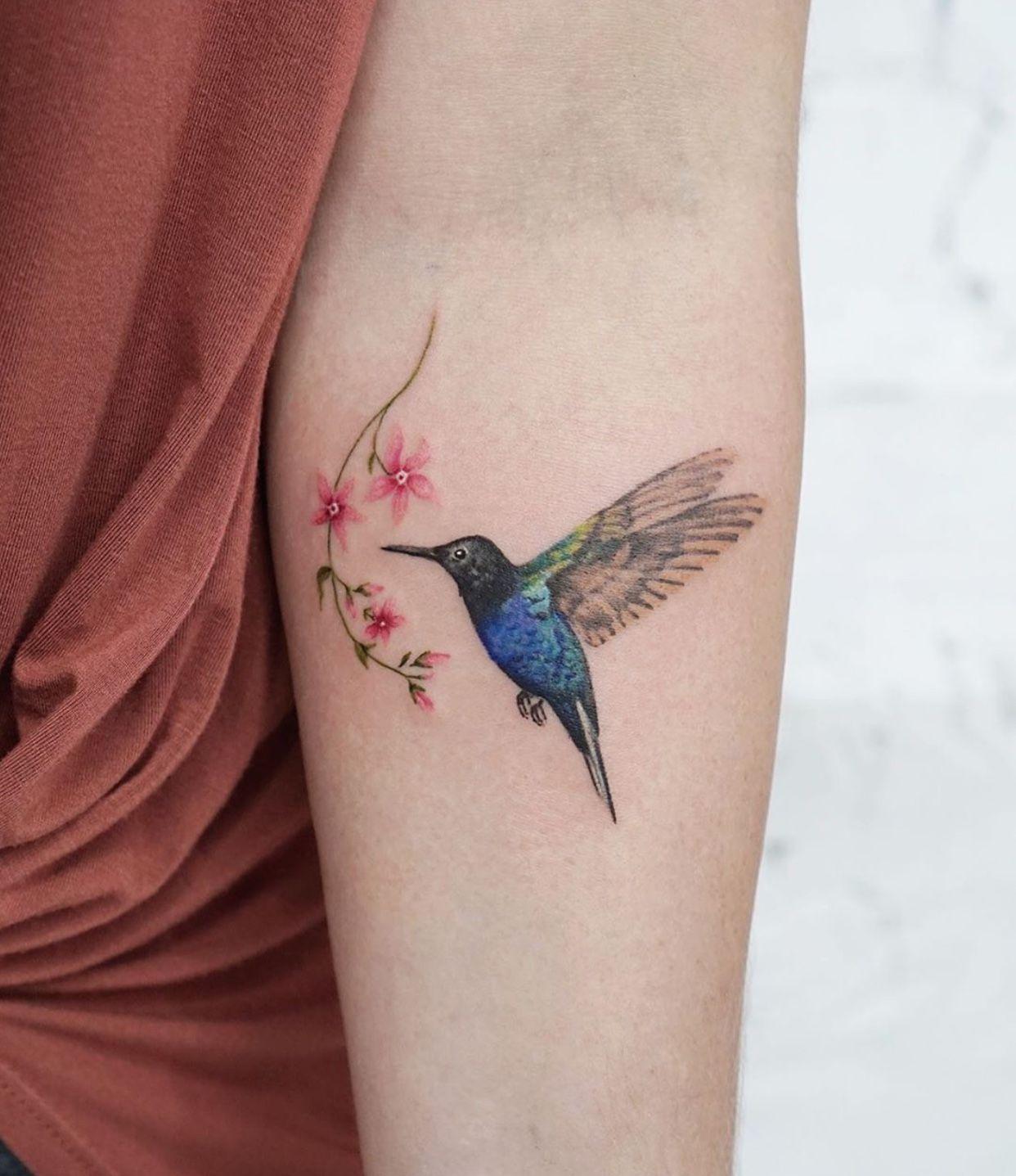 Pin by Tara Owens Zibluk on Tattoos Tattoos, Hummingbird