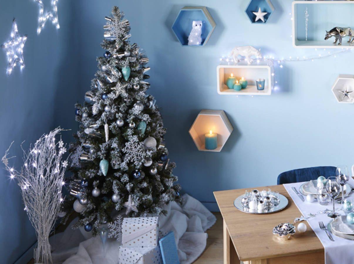 Favorit Un sapin de Noël bleu | noel 2018 L'IN | Pinterest | Sapins de  HZ93