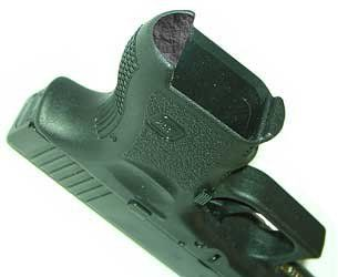 """Pearce Grips Glock Sub Compact Size Model Grip Frame Insert For Glock Model 26, 27, 33 and 39"""" by Pearce. $5.93. This unit fits in the rear cavity of the Glock model 26, 27, 33 and 39. It uses a friction fit for retention"""