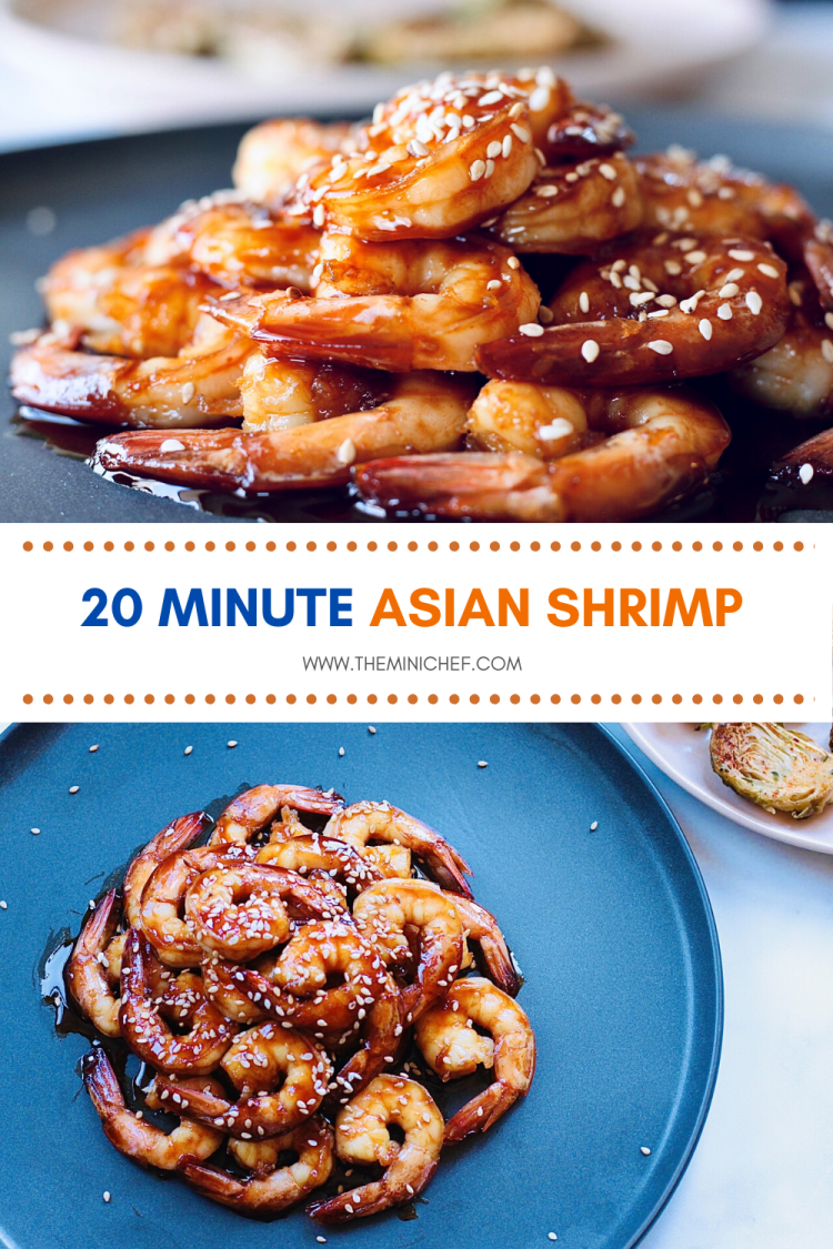 20 Minute Asian Shrimp Stir Fry Recipe