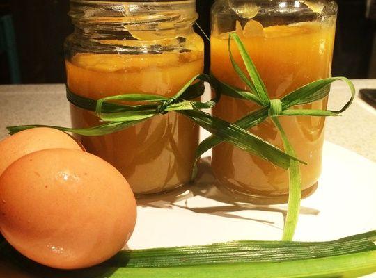 Make Authentic Kaya Coconut Jam Resep Makanan Selai