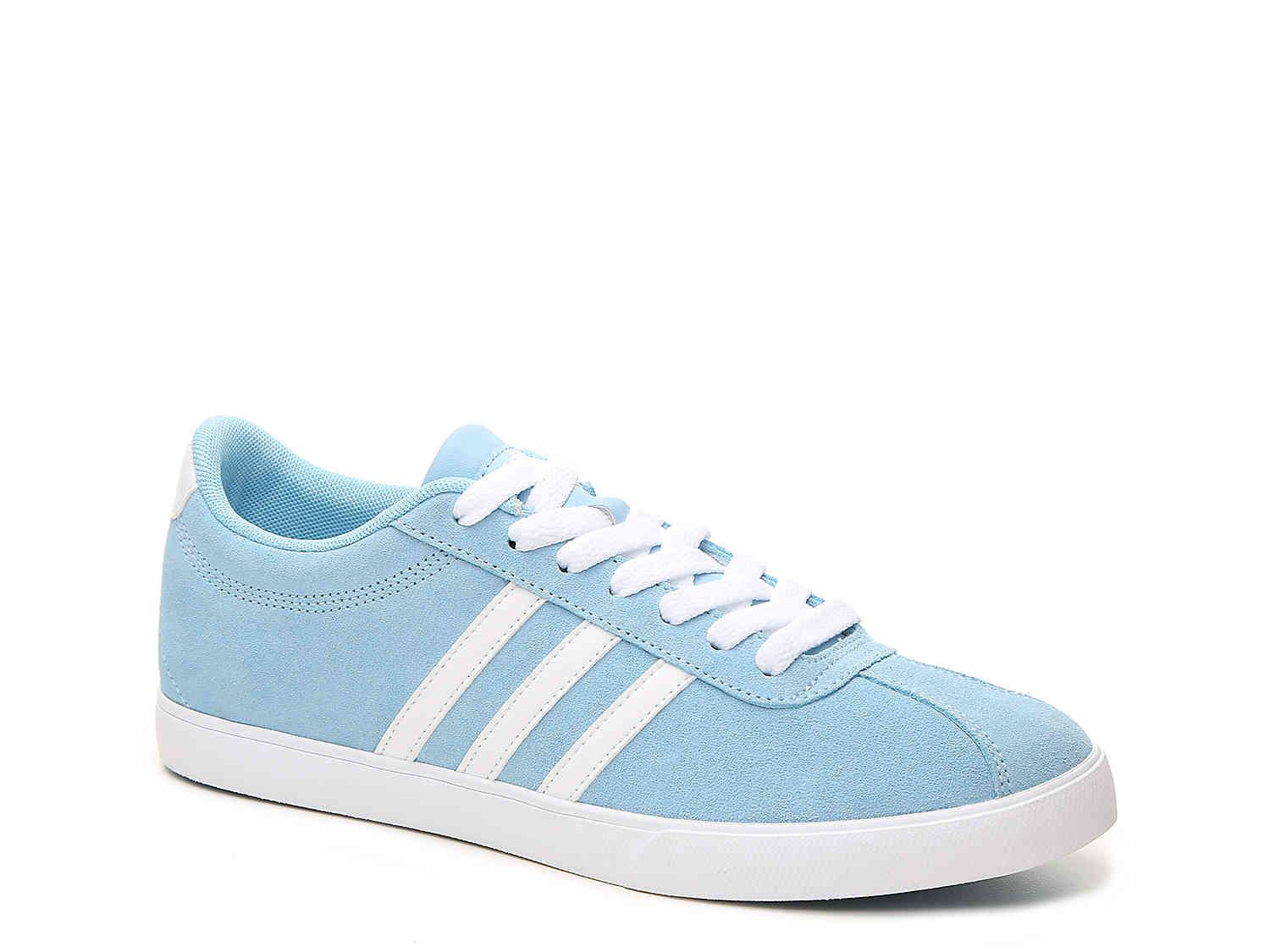 NEO Courtset Sneaker Womens | Blue shoes women, Adidas