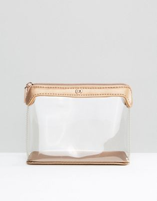 e72ca30d5 Ted Baker Clear Make-Up Case