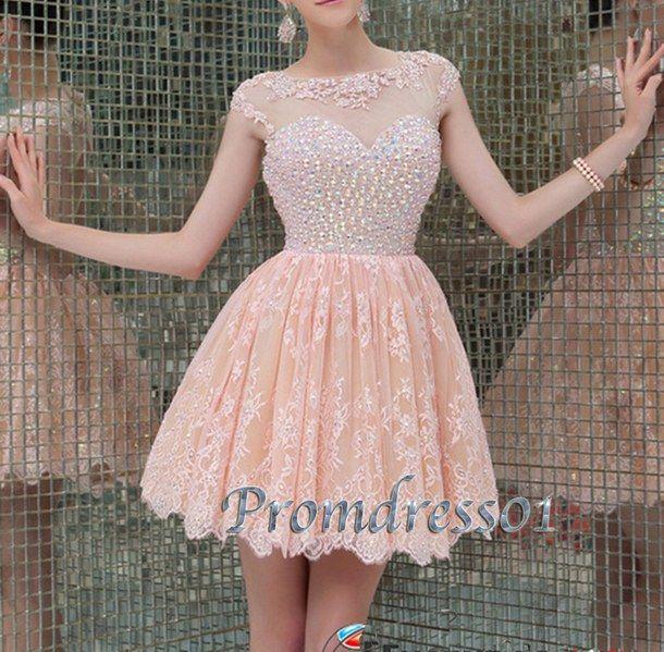 Image result for short prom dresses tumblr | Dresses | Pinterest