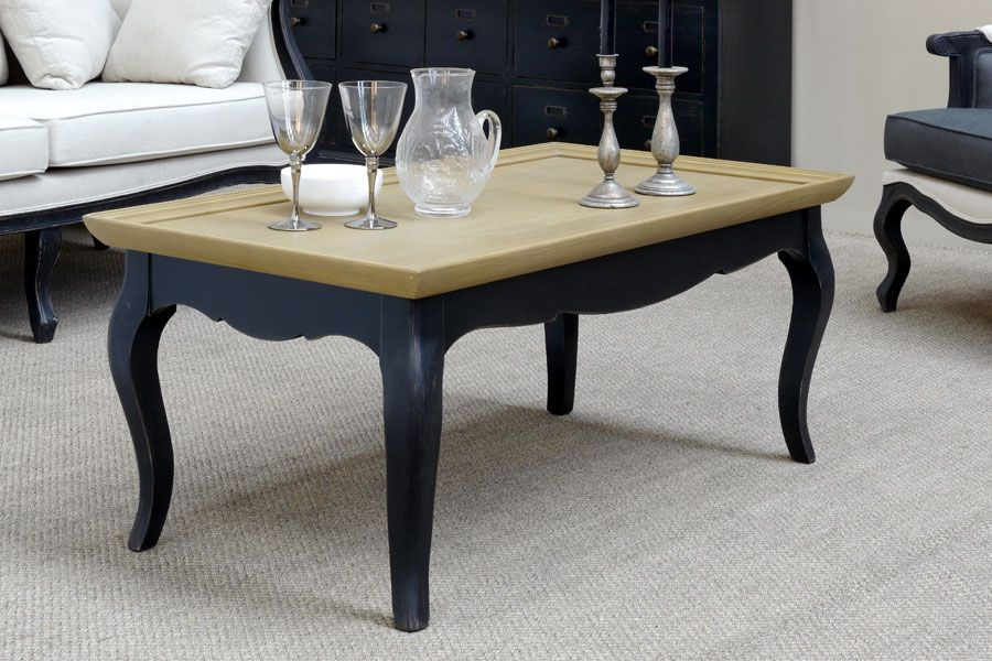 Table basse rectangulaire Tables and Salons