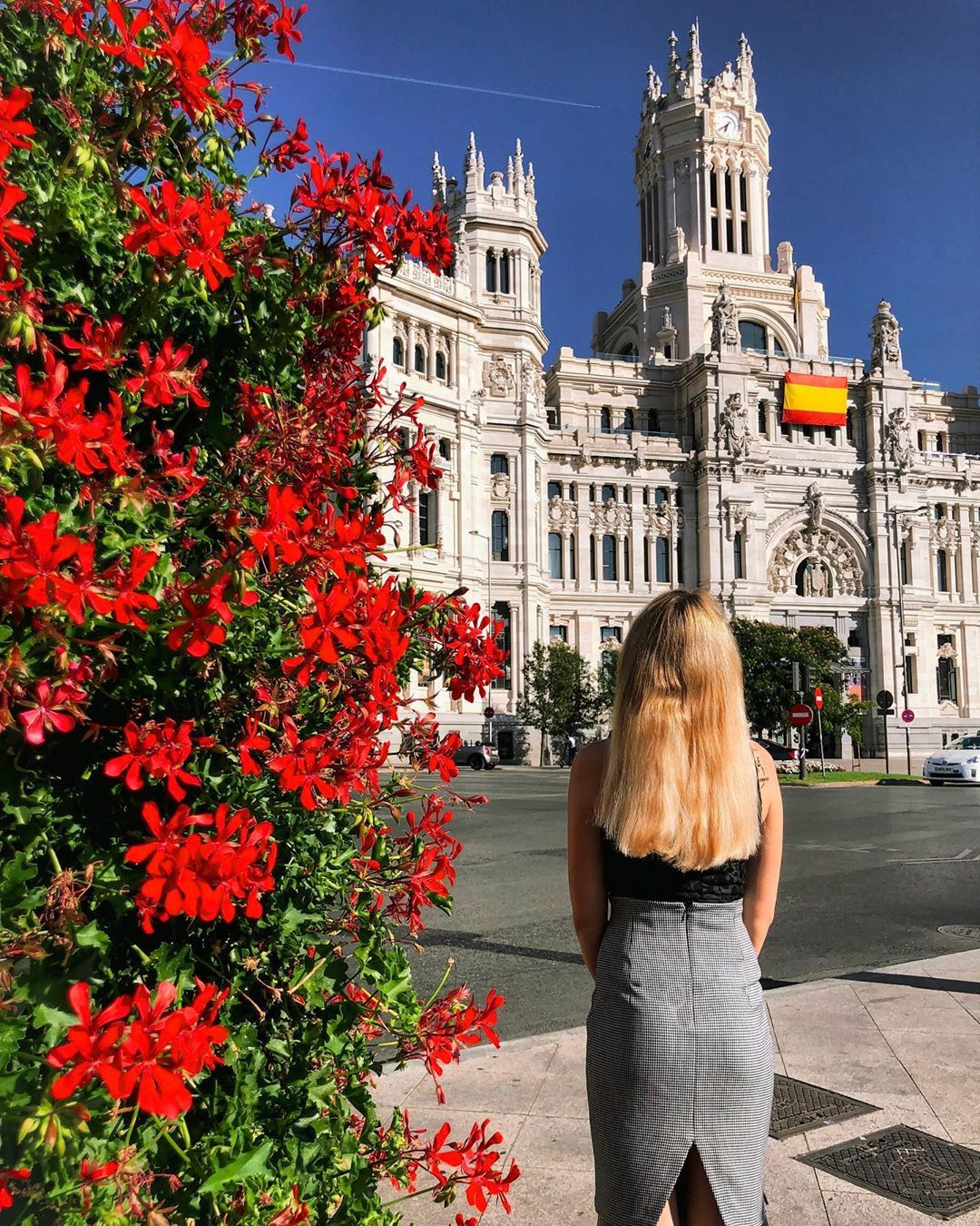 Habt Ihr Gewusst Dass Es In Madrid So Schon Ist Spanien Stadtereisen Europa Hauptstadt Urlaub Reisen Travel S City Trip Solo Travel Road Trip Europe