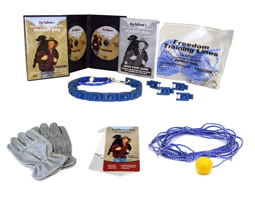 Don Sullivan Perfect Dog Max Results Pet Training Package