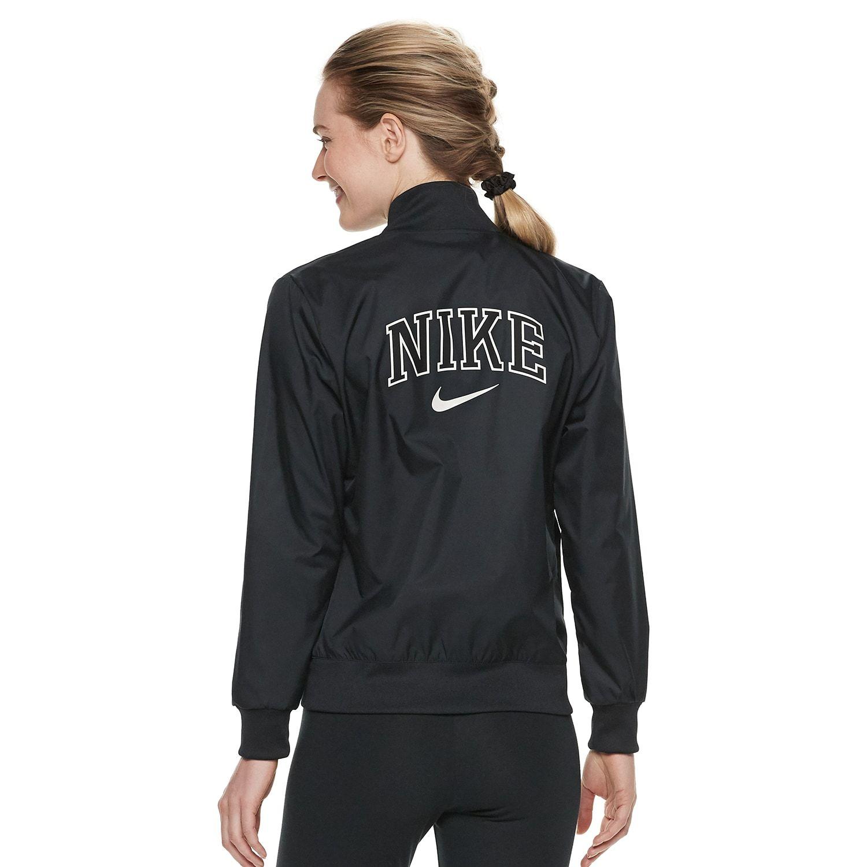 uk availability a590c d69ec Women s Nike Sportswear Varsity Jacket  Nike,  Women,  Sportswear,  Jacket
