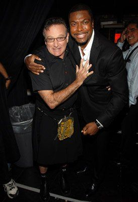 Robin Williams And Chris Tucker With Images Chris Tucker