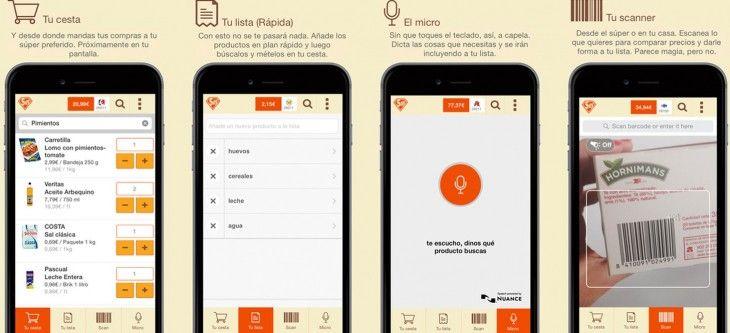 Soysuper Presenta App Movil Para Hacer La Lista De La Compra Y