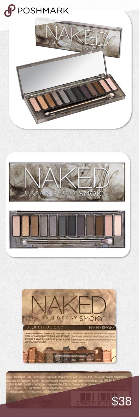 Urban Decay Naked Smoky Eyeshadow Palette Nwt My Posh Picks 210856d1887c8c37949ea2adbe22f116