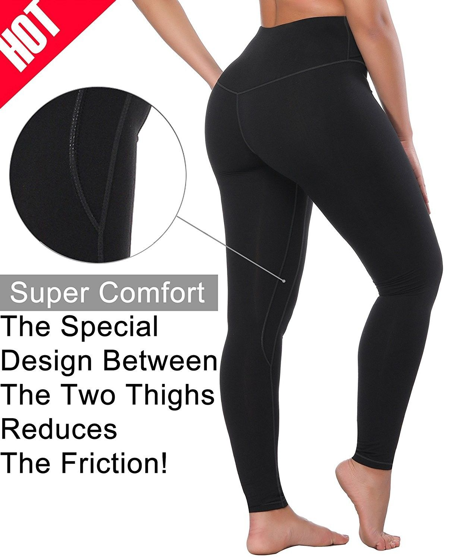 07d162cccfa24 Women's Clothing, Active, Active Pants, Women High Waist Inner Pocket Yoga  Pants Active Workout Running Sports Leggings - Black - CQ1807M4TXC #fashion  ...